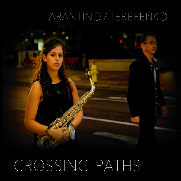 Crossing Paths CD Cover Photo