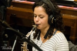 Recording DIVA's 25th Anniversary Project at Red Rock Studios, PA