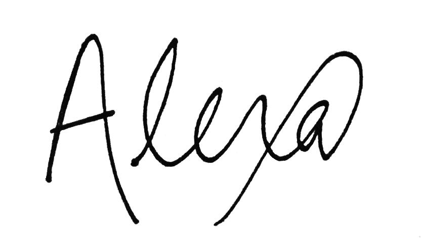 alexa-signature
